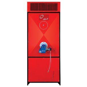 کوره هوای گرم گازوییلی انرژی مدل OF 0700