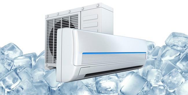 یخ زدن کولر گازی