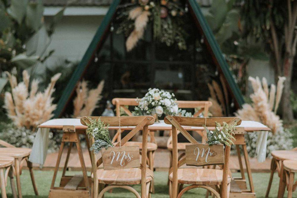 سبک های مختلف گل آرایی عروسی