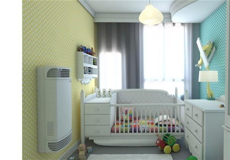 انتخاب بخاری برای اتاق خواب
