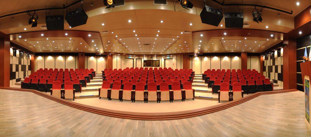 سیستم صوتی تالار