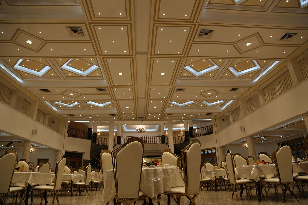 تجهیزات لازم برای سیستم صوتی تالار
