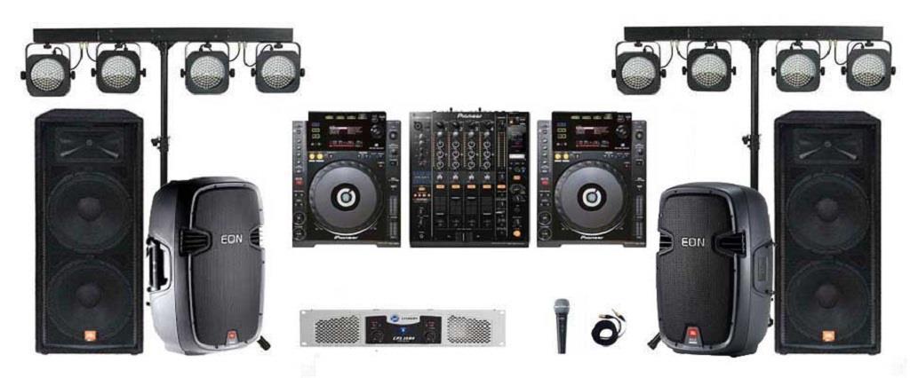 خرید یا اجاره سیستمهای صوتی